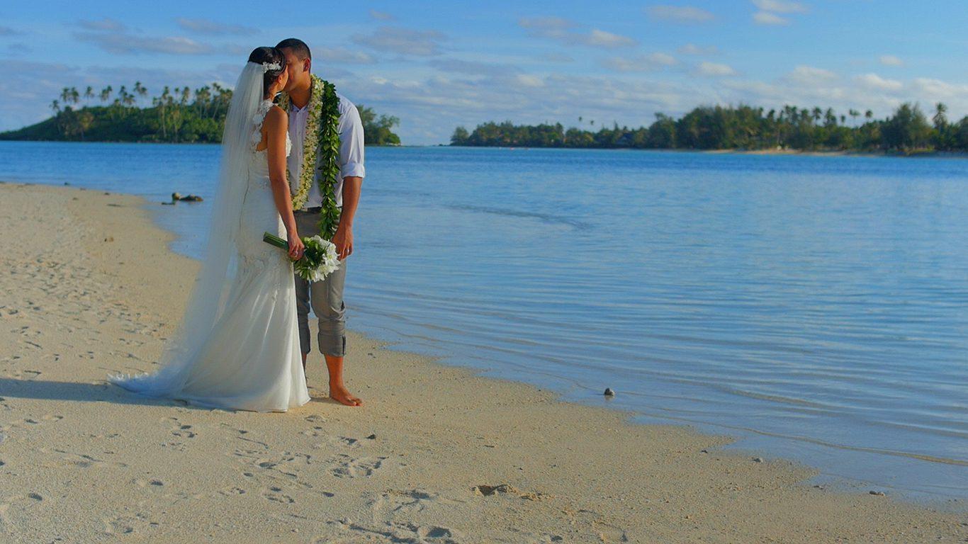 rarotongan wedding videographer