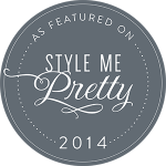 style me pretty featured vendor