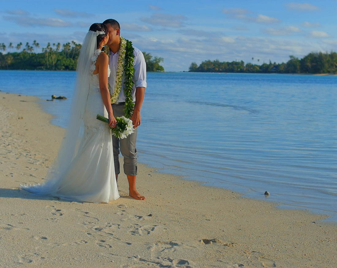 rarotongan wedding videographer