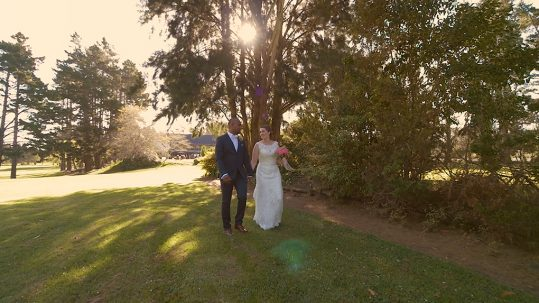 country club wedding videographers