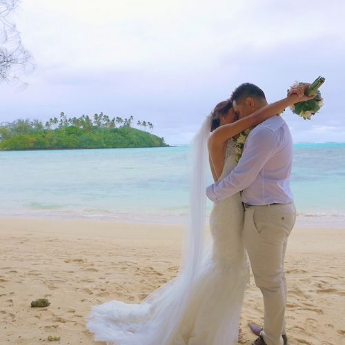 rarotonga wedding videographer