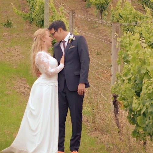 matakana wedding videographer