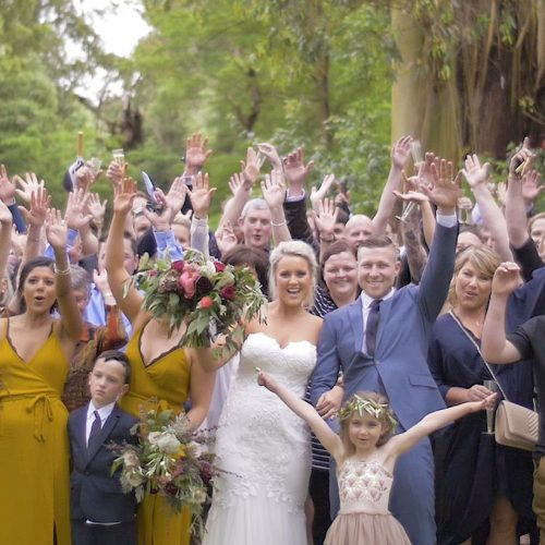 waikato wedding videographer