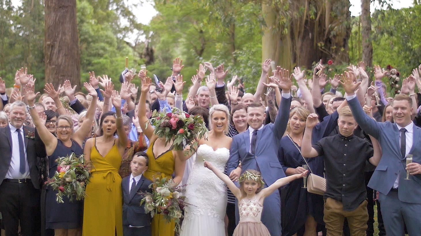waikato wedding videographer