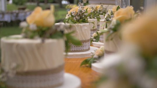 corbans estate wedding videographer