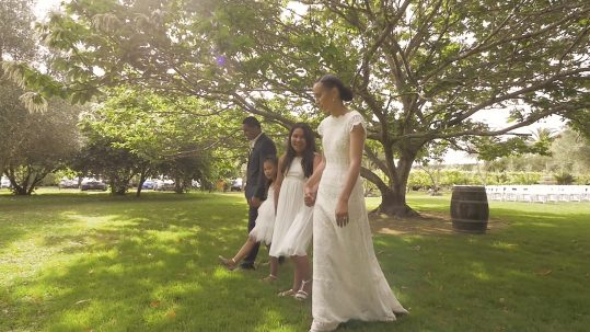 kumeu wedding videographer