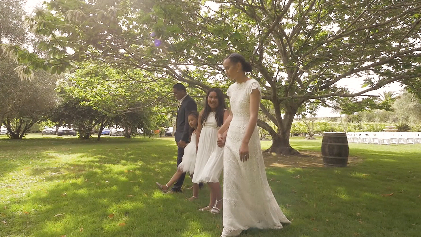 kumeu wedding videographer