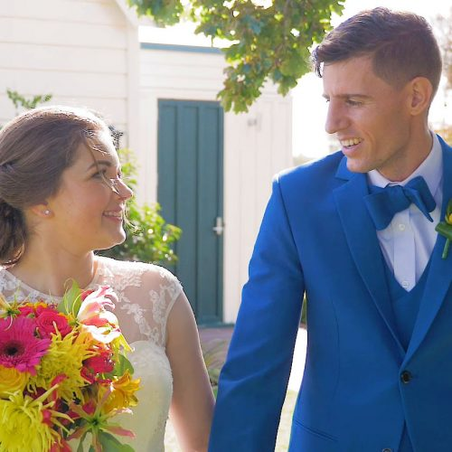 Abbeville wedding videographer