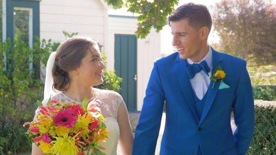 Abbeville wedding videographer