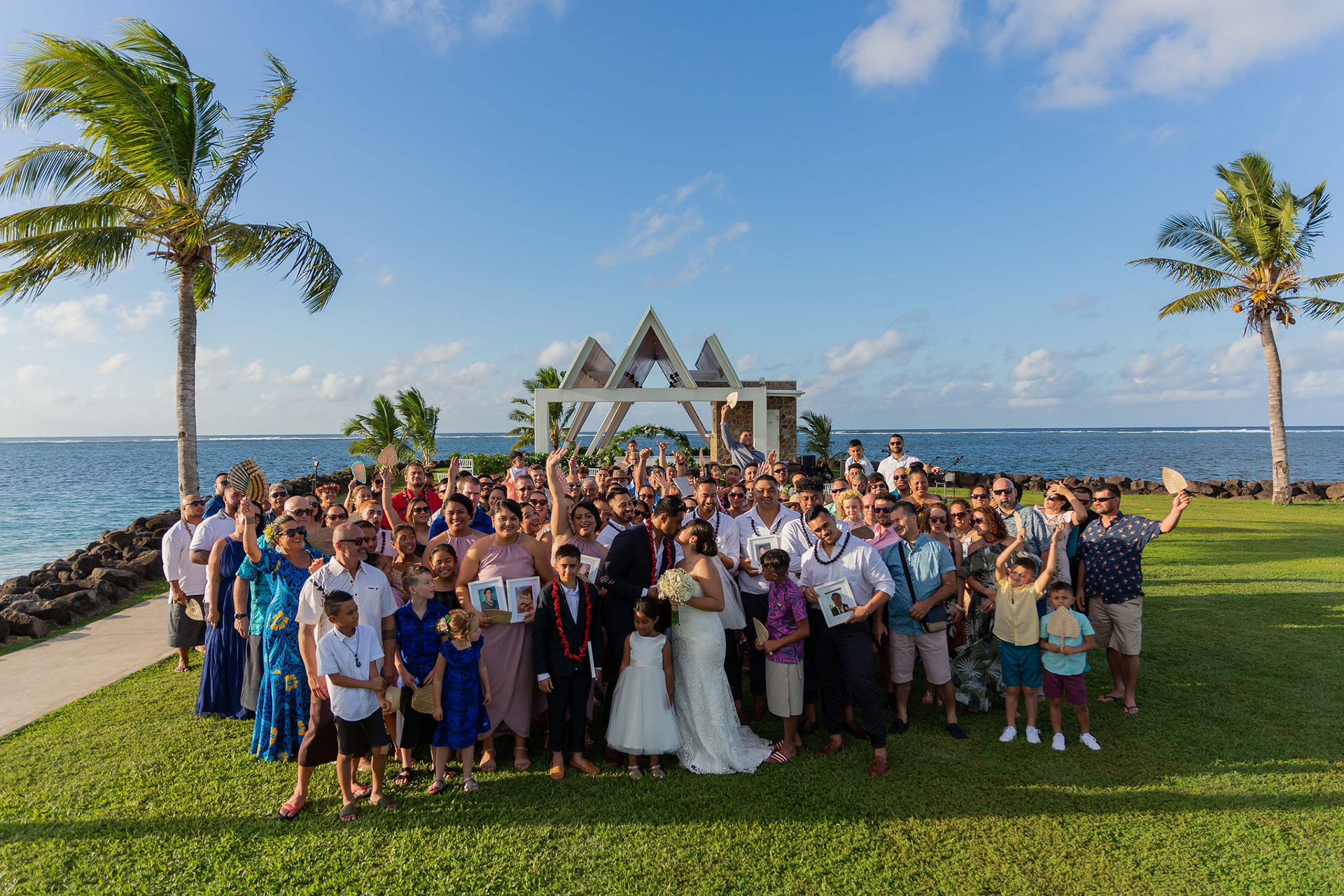 samoa wedding videographer