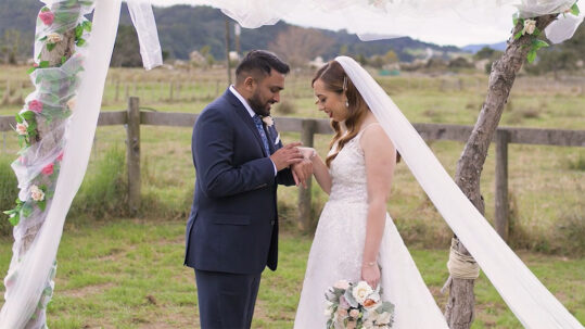 gracehill wedding videographer