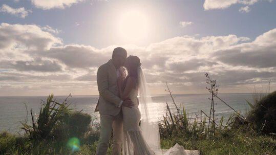 the hunting lodge wedding videographer